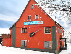 Der Gasthof Engel im Winter 2010/2011